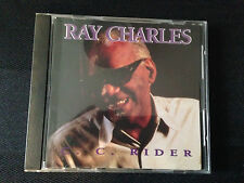 Ray Charles C. C . Rider CD -  17 Tracks