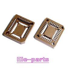 5 PCS PLCC32 32 Pin SMD PLCC-32TP-SMT-TT 32 Socket Adapter PLCC Converter
