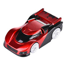 Wall Climber Climbing Rc Racer Remote Control Floor Racing Car Kid Red Gift Toy