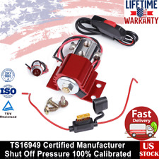 Line Lock Red Brake Lock Roll Control Electric Kit Hill Holder Fit Ford Mustang