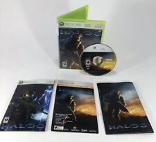 Halo 3 (Xbox 360, 2007) Video Game CIB Manuals 48-hour Xbox Live Code