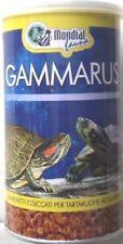 Mangime Gamberetti tartarughe di acqua Gammarus Cibo Gr.60 Gamberi Acquatiche