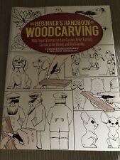 Beginners Handbook of Wood Carving With Patterns
