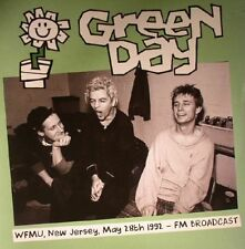 Green DAY-WFMU NEW JERSEY May 28th 1992-FM Brodcast dolP (Limited Edition)