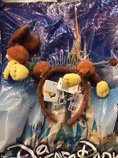Disney Toy Story Land Slinky Dog Dash Ears Headband Slinky Ears NEW In Hand