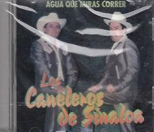 Los Caneleros De Sinaloa Agua Que Miras Correr New Nuevo Sealed