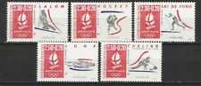 FRANCE - 1991 YT 2676 à 2680 - TIMBRES NEUFS** MNH LUXE