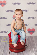 Photography Backdrops Valentine's Day Photo Booth Vinyl Background 8' x 5'