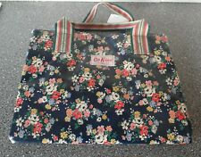 KATH KIDSTON LARGE TOTE BAG CLIFTON ROSE MIDNIGHT BLUE NO RESERVE!!