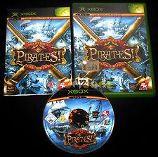 SID MEIER'S PIRATES  XBOX (patch X360) Versione Italiana ○○○○○ COMPLETO