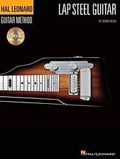 The Hal Leonard Lap Steel Guitar Method New Paperback Book Johnie Helms