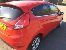 Fiesta Diesel Parking Sensors Cars