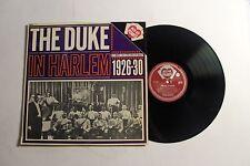DUKE ELLINGTON The Duke In Harlem 1926-30 LP Ace Of Heart AH-47 UK 1963 VG++ 14C