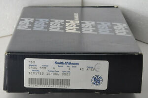 Smith & Wesson Factory BOX for 4 inch 9mm Pistol model 5906