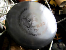 Disc Golf Collector 1 of 20 Jet Black 07 #2653 New with Black Gloss USDGC Stamp