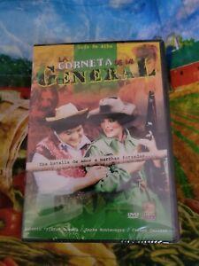 LUIS DE ALBA SASHA MONTENEGRO LA CORNETA D MI GENERAL DVD PICARDIA MEXICO SEALED