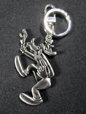 Winnie Goofy Key Chain - Goofy In Pewter - Never Used - No Damage