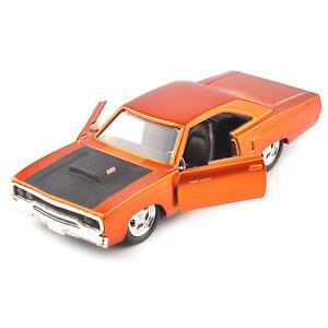 FAST & FURIOUS 1970 PLYMOUTH RUNNER 1/32 JADA 97128 DIECAST VEHICLES CAR MODEL