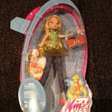 Winx Club Stella Doll 2006 Mattel Rainbow VHTF New In Box