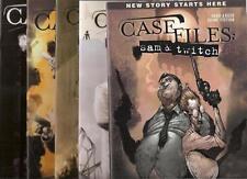 Sam and & Twitch Casefiles 7 8 9 10 12 13 NM+ NM Crime Comics Books Lot 2004