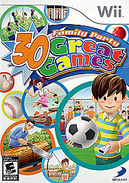 Family Party: 30 Great Games (Nintendo Wii, 2008)
