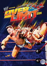 Official WWE Over The Limit 2011 DVD (Pre-Owned)