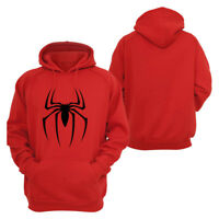Marvel SpiderMan Ultimate Spider Logo Men's Hoodie/Sweatshirt Sizes S-2XL