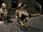 PLAYMOBIL CUSTOM US INFANTRY DIVISION UNIF.ACU (2015) REF-0167 BIS