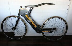 Softride Power V - Suspension Bicycle Frame w/ Alex Rims Da-16