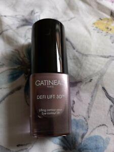 Gatineau defi lift 3d Eye Contour Serum 15ml brand new