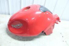 02 Triumph Sprint ST 955 petrol gas fuel tank