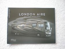Original 2016 RV NEWMAR London Aire Motor Home Coaches Brochure Manual New !!!