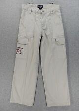 Polo Jeans Company Ralph Lauren Cargo Pants (Youth Size 12) Khaki