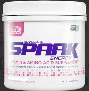 AdvoCare Spark Canister 42 Servings Vitamin Amino Acid Supplement CHOOSE FLAVOR