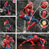 "Marvel Spider Man Tom Holland 6"" Action Figure Homecoming Ver Spiderman Legen"
