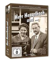 DIE HESSELBACHS - HERR HESSELBACH UND... 3 DVD + CD NEU