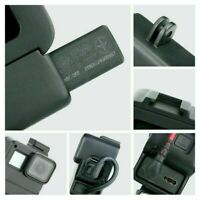 For GoPro Hero 7 6 5 Black Camera UlanziV2 Microphone Adapter Housing Case Frame