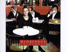 CD MADREDEUS antologia 2000 EX FADO