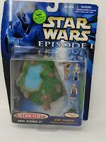 Star Wars Micro Machines Action Fleet Episode I Mini Scene 1 Stap Invasion 1998