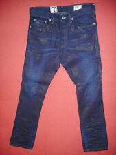 G-Star Raw 3301 Slim Fit W34 L32 Mens Indigo Denim Jeans N57