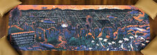 Dave Matthews Band poster Hollywood Bowl 9/10/18 James Eads SOLD OUT