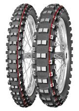 90 90 21 Mitas Terraforce Mx Enduro Tyre Red Stripe
