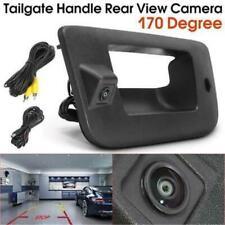 Car Tailgate Rear Handle Backup Camera For Chevrolet GMC Silverado Sierra 07-13