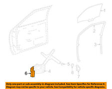 GM OEM Front Door-Window Motor 19152023