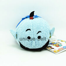 "New Disney Aladdin Genie Tsum Tsum Soft plush Toy Doll 3.5"" phone accessory Gift"
