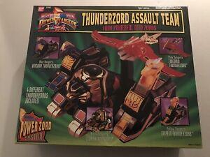 Power Rangers Thunderzord Assault Team