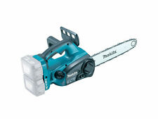 Makita DUC302Z Twin 18v LXT Cordless Lithium Ion Chainsaw 300mm Bare Unit
