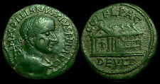 GORDIAN III - AE23 Deultum - Thrace (Temple of Apollo)