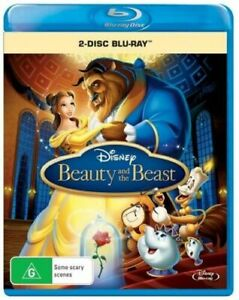 Beauty And The Beast - 2 Disc Set - Blu-Ray