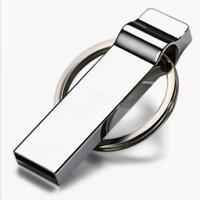 2TB 256GB Keychain Metal Ring USB 2.0 Flash Drive Memory Stick Thumb Pen U Disk